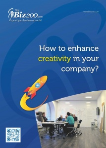 How to enhance creativity in your company?