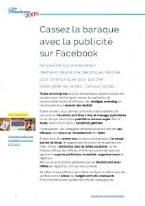 ebook PDF gratuit à télécharger : Cassez la baraque avec la publicité sur Facebook
