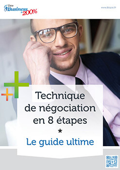 Technique de négociation en 8 étapes – Le guide ultime
