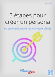 5 étapes pour créer un persona – ou comment trouver  de nouveaux clients: La base d'une bonne stratégie de mise en marché est de définir à qui on s'adresse, d'identifier sa clientèle-cible.