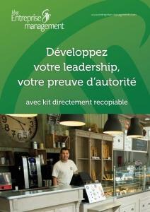 Kit leadership et formulaire avis client prêt à l'emploi