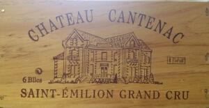 Du bon vin ! Chateau Cantenac à La bonne épicerie