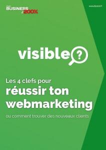 Kit 4 clefs du web marketing pour trouver de nouveaux clients