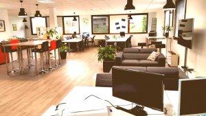 Les bureaux de Mon business à 200% à Aix en Provence