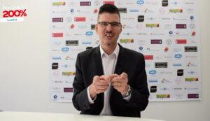 David Levesque pour l'émission Parlons Business - Webmarketing et stratégie d'entreprise