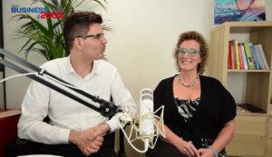 Entreprendre et réussir : la nutrition, l'énergie avec Ann-Dorothée Bouvet