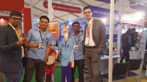 Des startupeurs super motivés à Momentum Jharkhand, Ranchi, Inde