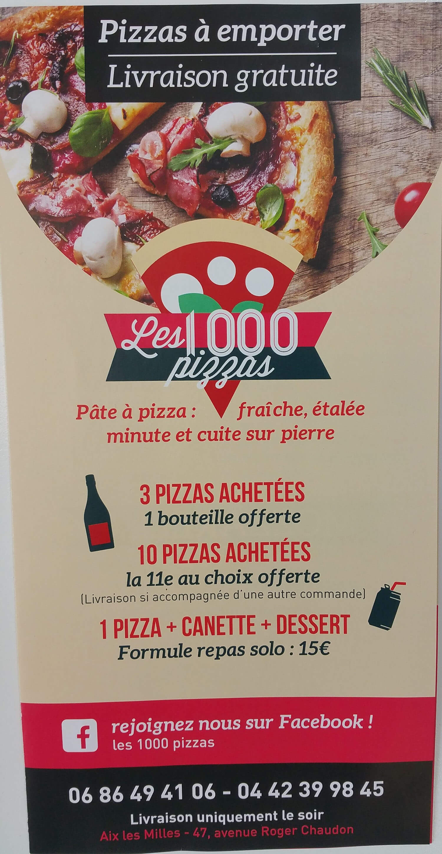 Connu EXEMPLE D'UN FLYER EFFICACE #328 - Mon business à 200% ! MO24