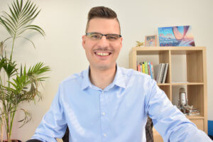 David levesque, entrepreneur, mentor et expert webmarketing