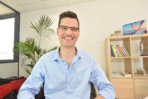 Mentor entrepreneuriat David Levesque