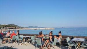 Digital nomad à Toulon... Je profite du soleil !