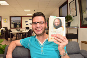 sri sri ravi shankar management mantras avec david levesque