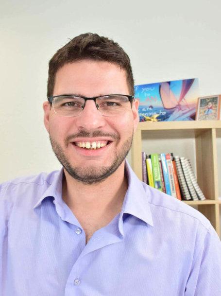 David Levesque, animateur de Mon Business à 200%