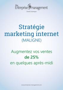 Créez une opération marketing à succès avec internet