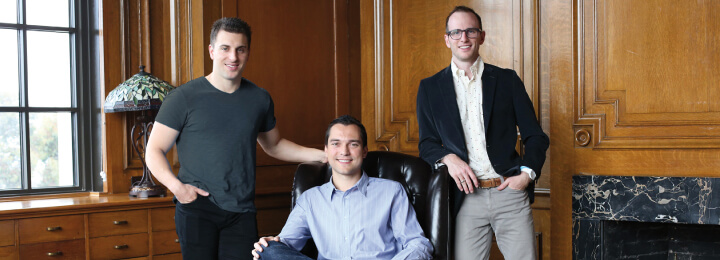 Airbnb startup and the head team