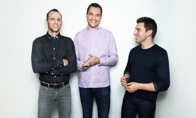 The AirBNB startup headteam