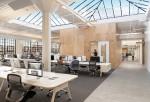 Des bureaux où il fait bon travailler - Open space - AirBNB