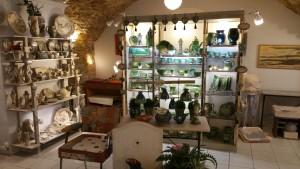 Bagnols sur Cèze, boutique artisanat l'Entrée Libre