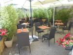 Restaurant Le Physalis à Tavel, proche d'Avignon. Les statistiques ça aide pour le business !