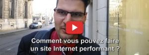 Comment concevoir un site web performant ?