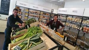 David Dybing et Camille Saiz ouvre La bonne épicerie à Marseille