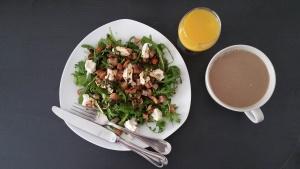 un petit déjeuner équilibré pour réussir son entreprise