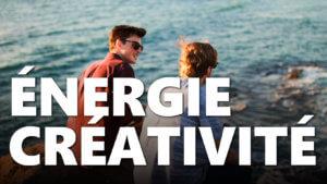 Energie. Créativité. Se booster.