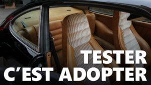 Projeter son client dans l'usage, le faire tester. tester c'est adopter.