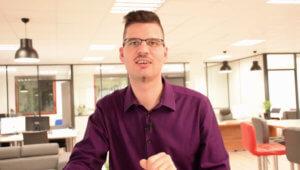 David Levesque, émission Parlons business, réussir son entreprise