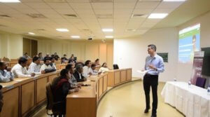 Conférence en Inde : vivre de son expertise en mode nomade :)