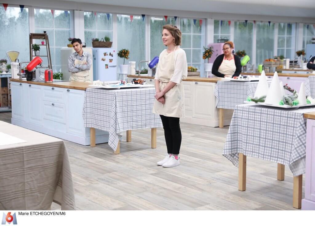 D'où vient cette passion de la pâtisserie?... Ici Rachel Levesque dans la 1ere émission sur M6.