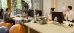 Startup office at Berlin