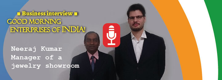Neeraj Kumar, a specialist of customer experience
