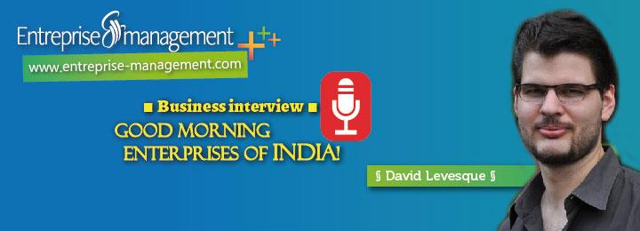 Interview Good morning enterprises of India