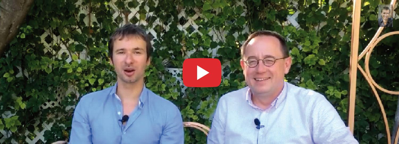 Olivier Roland et Attila - vidéo interview