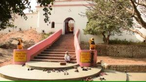 Temple Jagannath, Ranchi, Inde