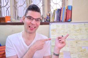 Brainstorming son plan de route exemple