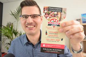 expert marketing david levesque créer un flyer