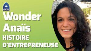 Anais CEY, fondatrice de Wonder-Anais.com